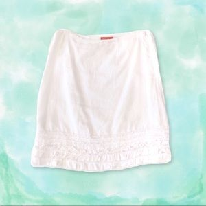 Tommy Bahama Relax Two Palms White Ruffle …